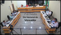 """1º de outubro: """"Dia Nacional do Vereador"""""""