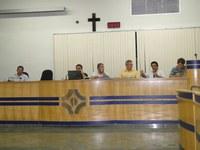 37ª Sessão Ordinária é realizada no dia 08/11/2010.