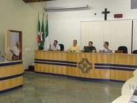 38ª Sessão Ordinária realizada no dia 16/11/2010.