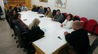 Representantes do Sesi se reúnem com os Vereadores