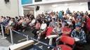 Estudantes lotam plenário na 24ª sessão ordinária