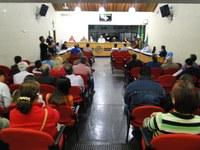 Audiência Pública sobre segurança reúne comunidade e autoridades na Câmara Municipal
