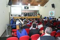 Biênio da Matemática 2017-2018 Gomes de Sousa é lançado na Câmara