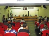 Câmara aprova subvenção à Associação Comunitária de Segurança