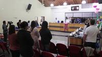 Câmara faz minuto de silêncio em homenagem  ao Jovem Breno Uchoa