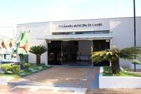 Câmara Municipal de Cambé abre concurso