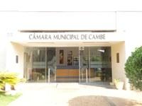 Câmara Municipal de Cambé é exemplo em economia com diárias