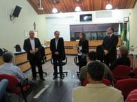 Câmara, Prefeitura e Justiça reúnem lideranças para divulgação do Programa de identificação biométrica