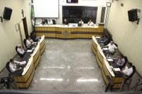 Câmara realiza a 7ª Sessão Ordinária de 2015
