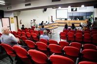 Câmara realiza a primeira sessão ordinária de 2018 e elege membros das comissões permanentes