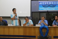 Câmara recebe Deputado Federal eleito Boca Aberta e o Deputado Estadual eleito Boca Aberta Júnior