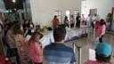 Câmara recebe visita das santas Missões populares