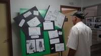 CAPSI promove exposição na Câmara sobre Dia de Luta Antimanicomial
