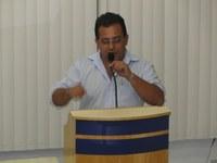 PRESIDENTE QUER INFORMAÇÕES SOBRE ATRASO NA IMPLANTAÇÃO DO CONSELHO MUNICIPAL DE SEGURANÇA