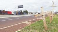Construção da passarela em frente ao Supermercado Tonhão começará em 30 dias