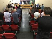 Com casa lotada, eleição das Comissões marca primeira sessão ordinária no Legislativo  de Cambé