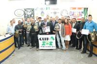 Liga Paranaense dos Dragões é homenageada na Câmara Municipal de Cambé