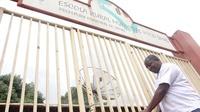 Nilson da Bahia quer transformar antiga escola em creche