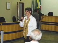 Nova diretora geral da Câmara toma posse