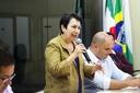 Ouvidora Municipal presta contas na Câmara