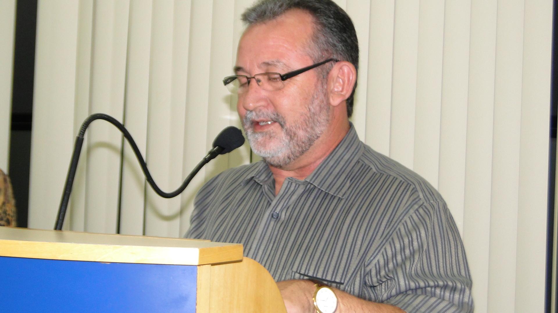 Padre Amaury será homenageado pela Câmara