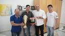 Piloto Cambeense é Campeão Brasileiro de Kart