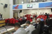 Por unanimidade, Câmara aprova reposição salarial de 7,7% aos servidores
