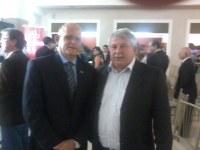 Presidente da Câmara participa de posse da Agência Terra Roxa