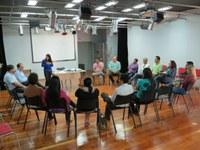 Vereadores participam de reunião do Conselho da Juventude