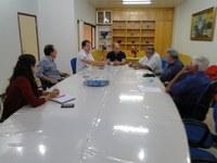 Representantes da Câmara Municipal, Prefeitura e Sindserv se reúnem nesta quinta (09)
