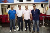Vereadores de Florestópolis visitam  Câmara Municipal de Cambé.