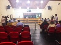 Vereadores definem cargos das Comissões Permanentes e Lideranças  de cada Partido