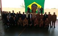 Vereadores participam da solenidade de 25 anos do Corpo de Bombeiros de Cambé