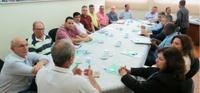Vereadores se reúnem com presidente do Detran-PR
